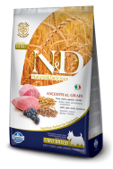 N&D LOW GRAIN LAMB & BLUEBERRY ADULT MINI 800 GR