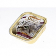 STUZZY CAT ALUCUPS STERILISED CHICKEN 100 GR