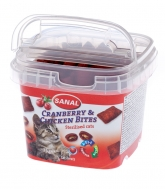 SANAL CRANBERRY & CHICKEN BITES 75 GR