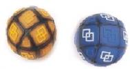 VINYL BALL - SQUARE PRINTED 8 cm