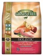 ANF HOLISTIC GRAIN FREE CHICKEN-SALMON 1 KG