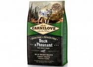 CARNILOVE GRAIN FREE ADULT DUCK & PHEASANT 1,5 KG