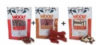 WOOLF SNACKS PROMOBOX (3 x 100 GR) ΜΕ -10%