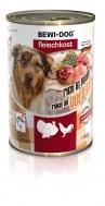ΚΟΝΣΕΡΒΑ  BEWI DOG  MEAT SELECTION ΠΟΥΛΕΡΙΚΑ 400 GR