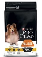 PRO PLAN OPTIWEIGHT ADULT LIGHT/STERILISED 3 KG