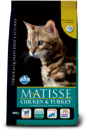 MATISSE ADULT CHICKEN & TURKEY 1,5 KG