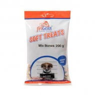 DOG SNACK SOFTIES MIX BONES 200 gr