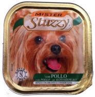 STUZZY DOG ALUCUPS CHICKEN 150 GR