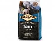 CARNILOVE GRAIN FREE ADULT SALMON 1,5 KG