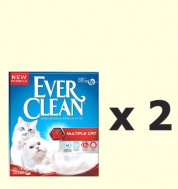 EVERCLEAN PROMOBOX MULTIPLE CAT  2 x 10LT