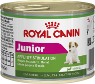 ROYAL CANIN MINI JUNIOR CAN 195 GR