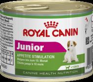 ROYAL CANIN MINI JUNIOR CAN 195 GR
