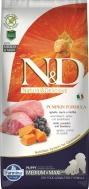 N&D GRAIN FREE PUMPKIN LAMB & BLUEBERRY PUPPY MEDIUM/MAXI 12 KG