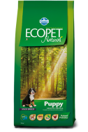 ECOPET NATURAL PUPPY CHICKEN MAXI 12 KG