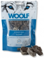 WOOLF SNACKS CODFISH SUSHI 100 GR
