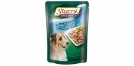 STUZZY DOG SPECIALITY POUCHES WHITE FISH 100 GR