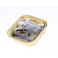 STUZZY CAT ALUCUPS HAM 100 GR