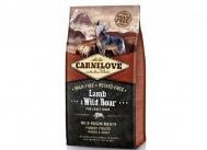 CARNILOVE GRAIN FREE ADULT LAMB & WILD BOAR 1,5 KG