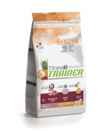 TRAINER FITNESS 3 ADULT MEDIUM/MAXI LAMB & RICE 3 KG