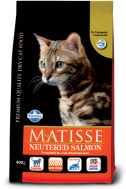 MATISSE ADULT NEUTERED SALMON 10 KG