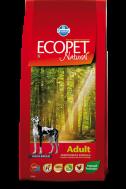 ECOPET NATURAL ADULT CHICKEN MEDIUM 12 KG