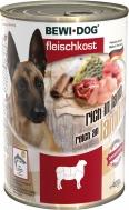 ΚΟΝΣΕΡΒΑ  BEWI DOG  MEAT SELECTION ΑΡΝΙ 400 GR