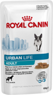 ROYAL CANIN URBAN LIFE ADULT POUCH 150 GR
