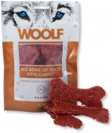 WOOLF SNACKS DUCK WITH CARROTS 100 GR