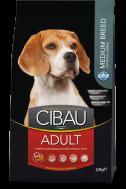 CIBAU ADULT MEDIUM CHICKEN 2,5 KG