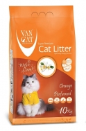 VAN CAT ORANGE 10 KG