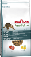ROYAL CANIN PURE FELINE LIVELY 300 GR