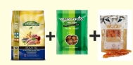 PROMOBOX ANF HOLISTIC GRAIN FREE CHICKEN + WOOLF + BOCADOS