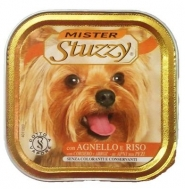 STUZZY DOG ALUCUPS LAMB & RICE 150 GR