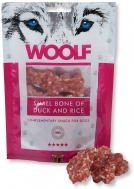 WOOLF SNACKS DUCK WITH RICE 100 GR