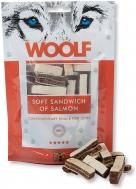 WOOLF SNACKS SALMON SANDWICH 100 GR