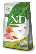 N&D GRAIN FREE BOAR & APPLE ADULT MEDIUM 2,5 KG