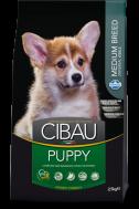 CIBAU PUPPY MEDIUM CHICKEN 2,5 KG