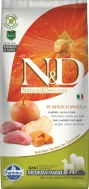 N&D GRAIN FREE PUMPKIN BOAR & APPLE ADULT MEDIUM/MAXI 12 KG