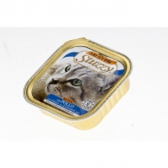 STUZZY CAT ALUCUPS KITTEN CHICKEN 100 GR