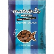 MOMENTS DOG SNACK SALMON 60 gr