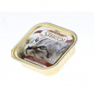 STUZZY CAT ALUCUPS TURKEY 100 GR