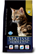 MATISSE ADULT SALMON & TUNA 1,5 KG