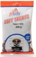 DOG SNACK SOFTIES SPORT MIX 200 gr