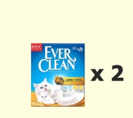EVERCLEAN PROMOBOX LESS TRAIL  2 x 10LT