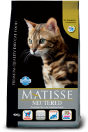 MATISSE ADULT NEUTERED CHICKEN 10 KG