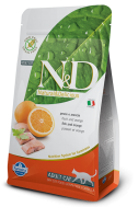 N&D GRAIN FREE FISH & ORANGE 10 KG
