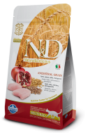 N&D LOW GRAIN CHICKEN NEUTERED 10 KG