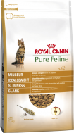ROYAL CANIN PURE FELINE SLIMNESS 300 GR