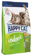 HAPPY CAT ADULT INDOOR LAMB 4 KG